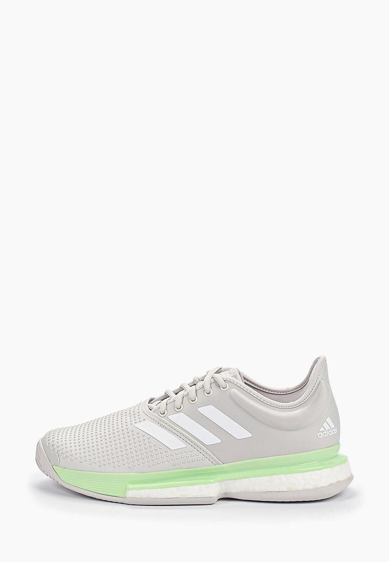 Женские кроссовки Adidas (Адидас) EF2075
