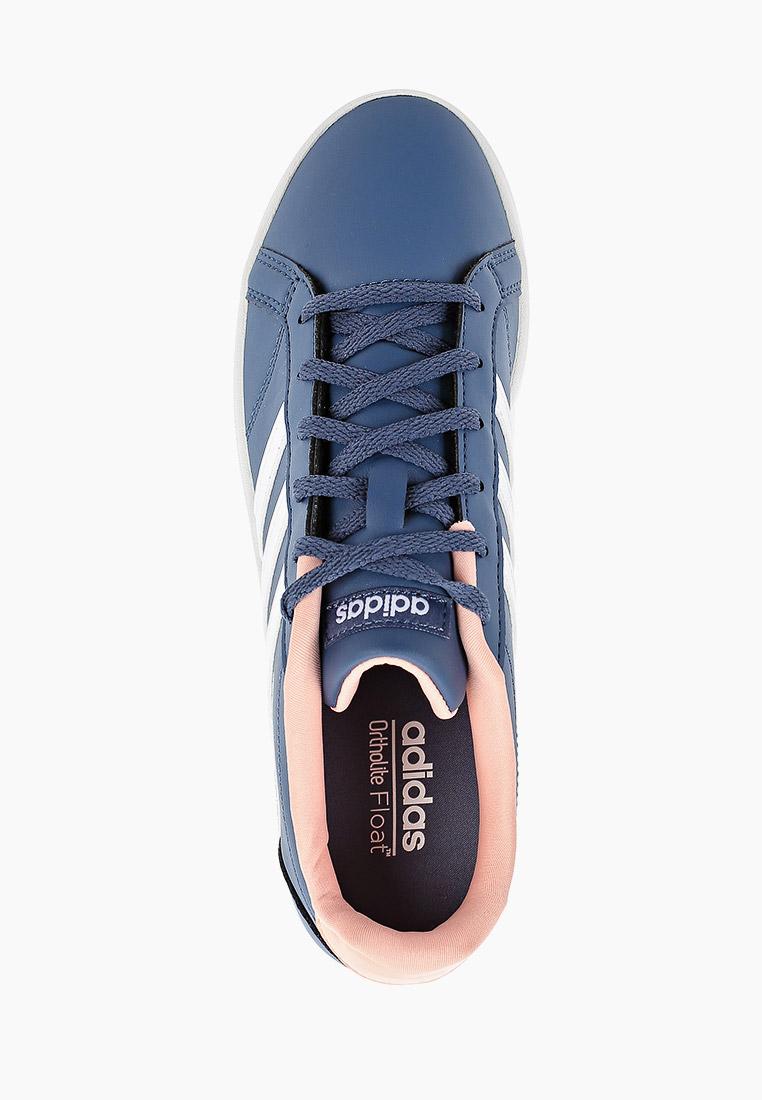 Женские кеды Adidas (Адидас) EE8678: изображение 4