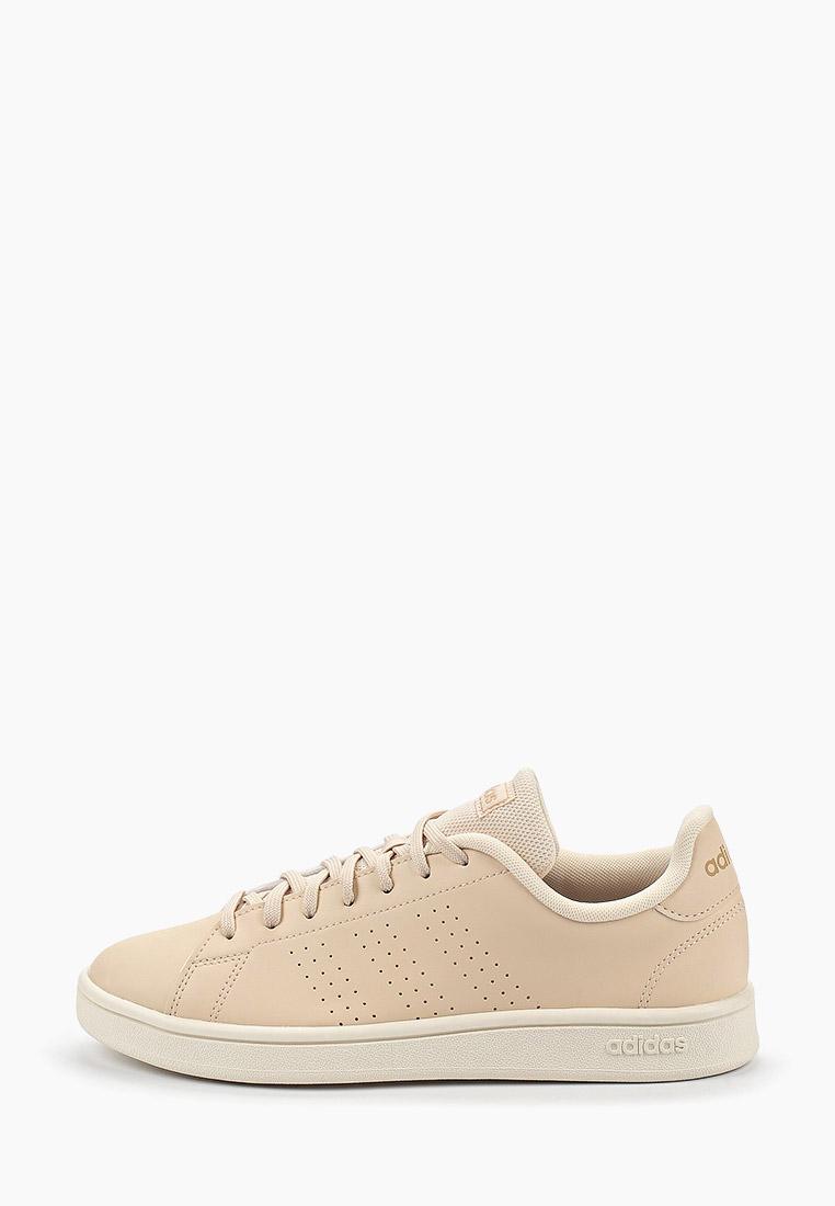 Женские кеды Adidas (Адидас) EE7502