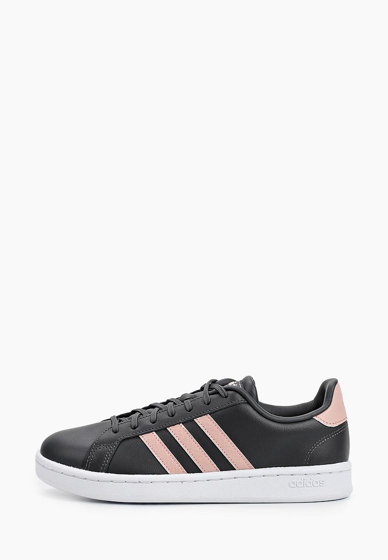 Женские кеды Adidas (Адидас) EG4014