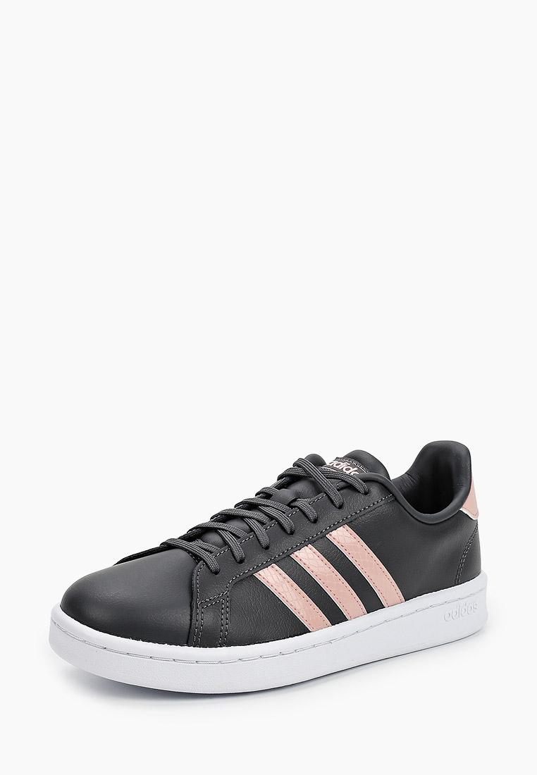 Женские кеды Adidas (Адидас) EG4014: изображение 2