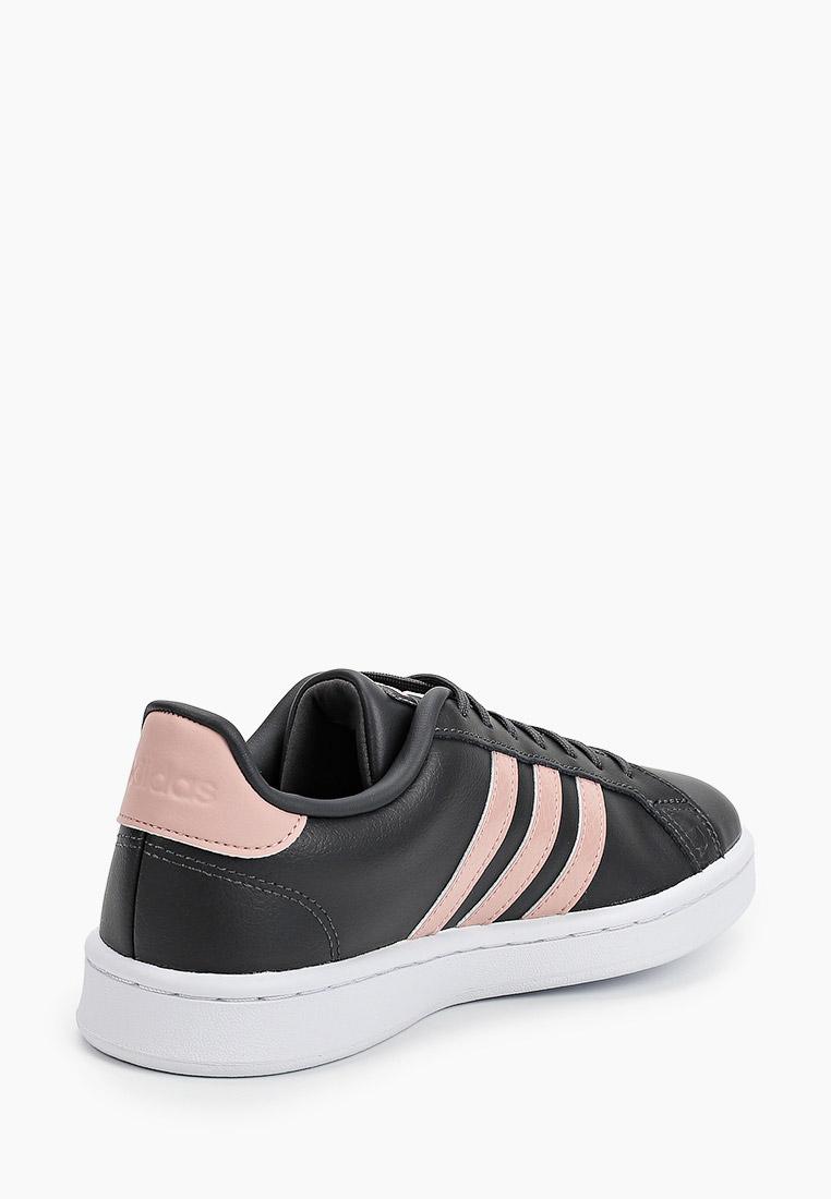 Женские кеды Adidas (Адидас) EG4014: изображение 3