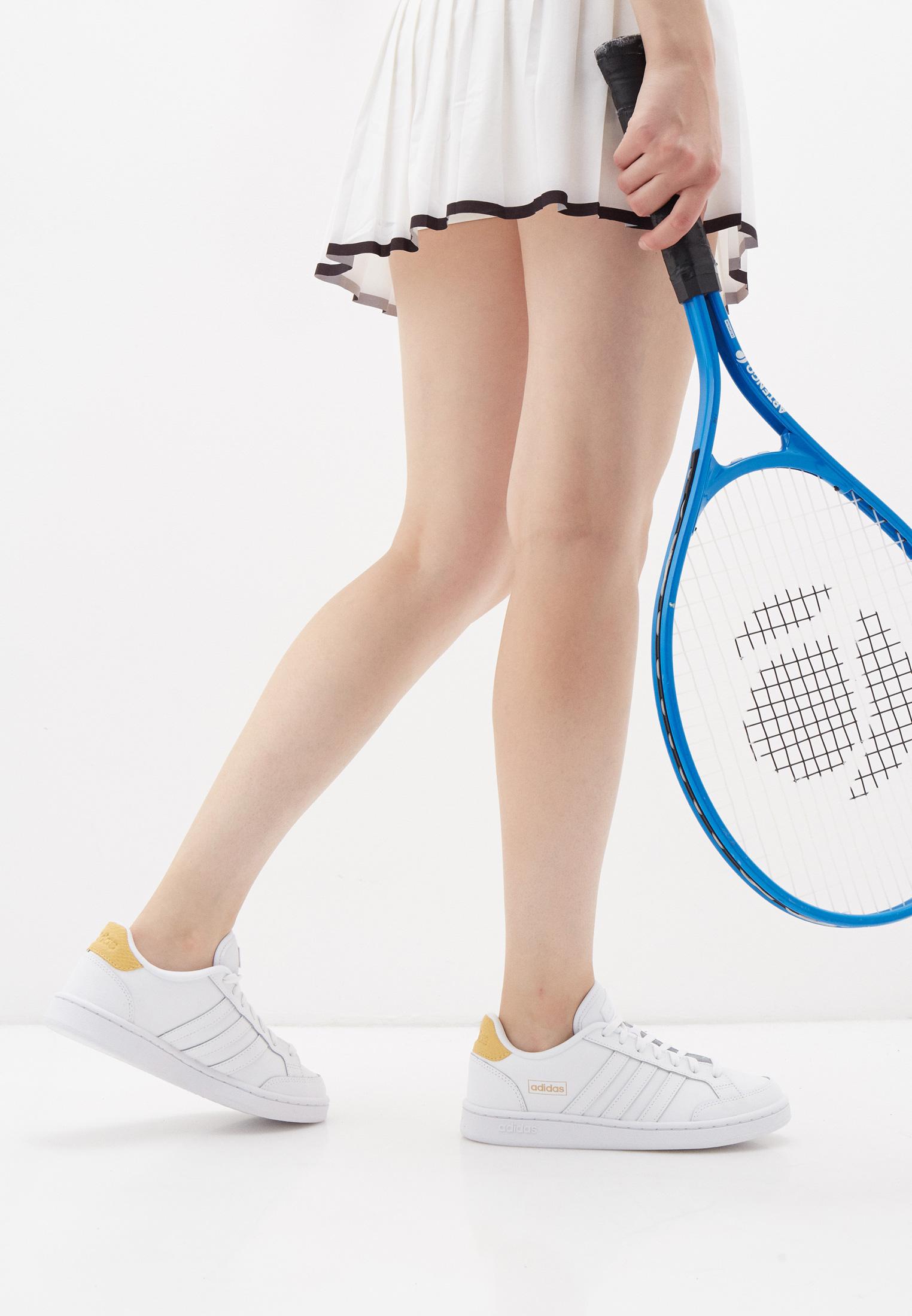 Женские кеды Adidas (Адидас) FW3301: изображение 6