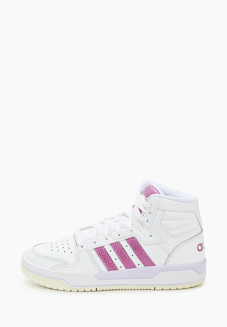 Женские кеды Adidas (Адидас) FW3480