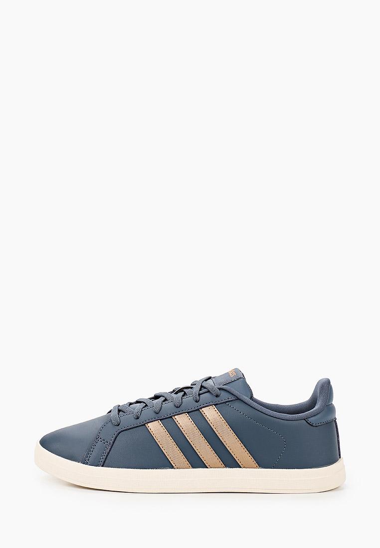 Женские кеды Adidas (Адидас) FW7377