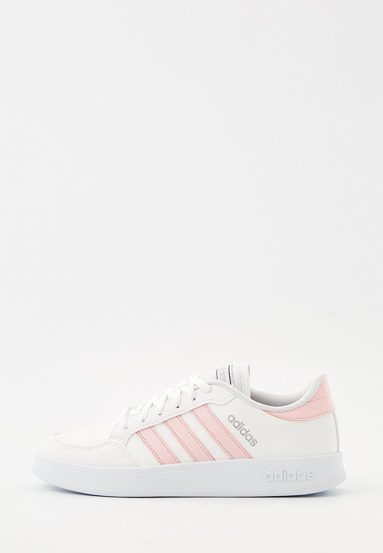 Женские кеды Adidas (Адидас) FZ2466: изображение 1