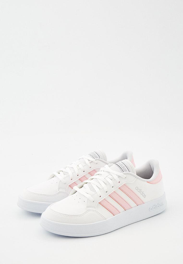 Женские кеды Adidas (Адидас) FZ2466: изображение 3