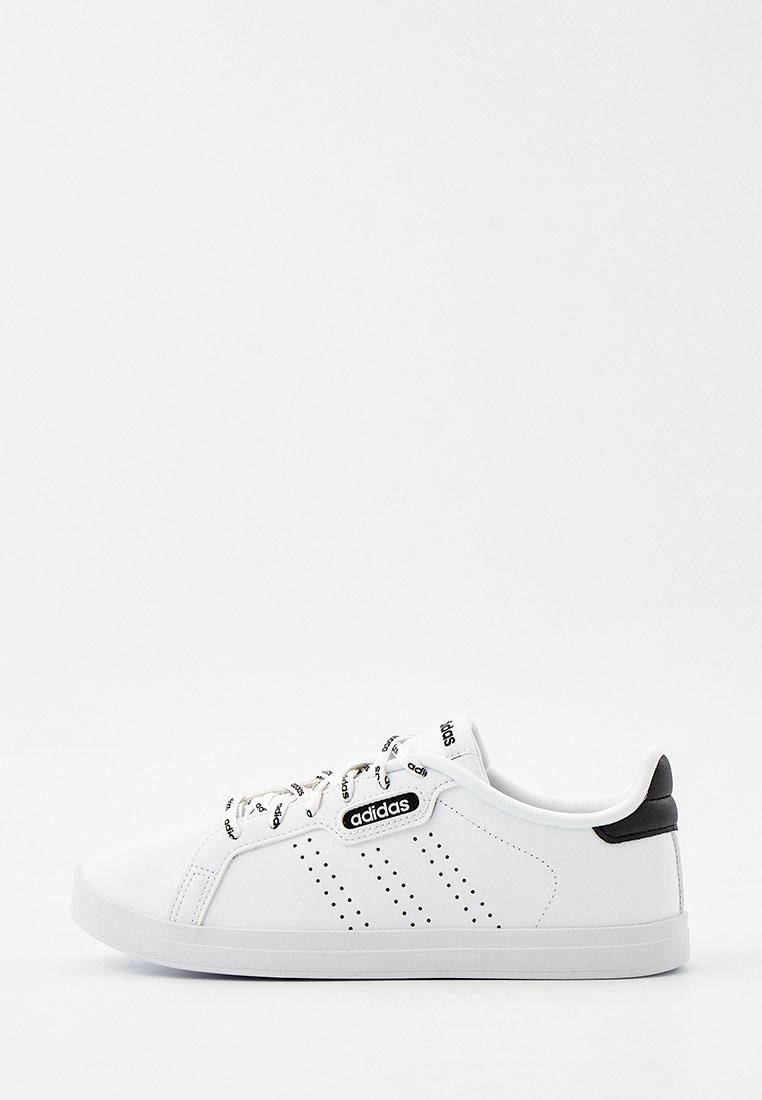 Женские кеды Adidas (Адидас) FY8415: изображение 1