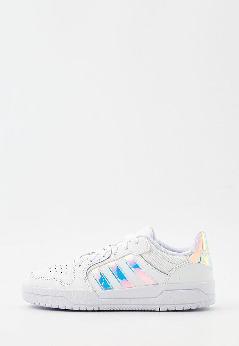 Женские кеды Adidas (Адидас) FY6017: изображение 1