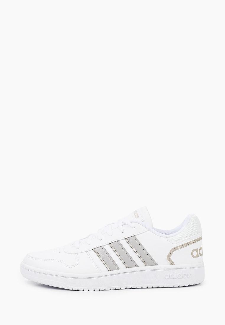 Женские кеды Adidas (Адидас) FZ2253