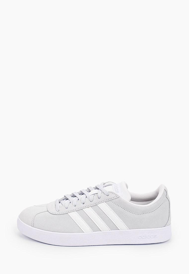 Женские кеды Adidas (Адидас) FY8812