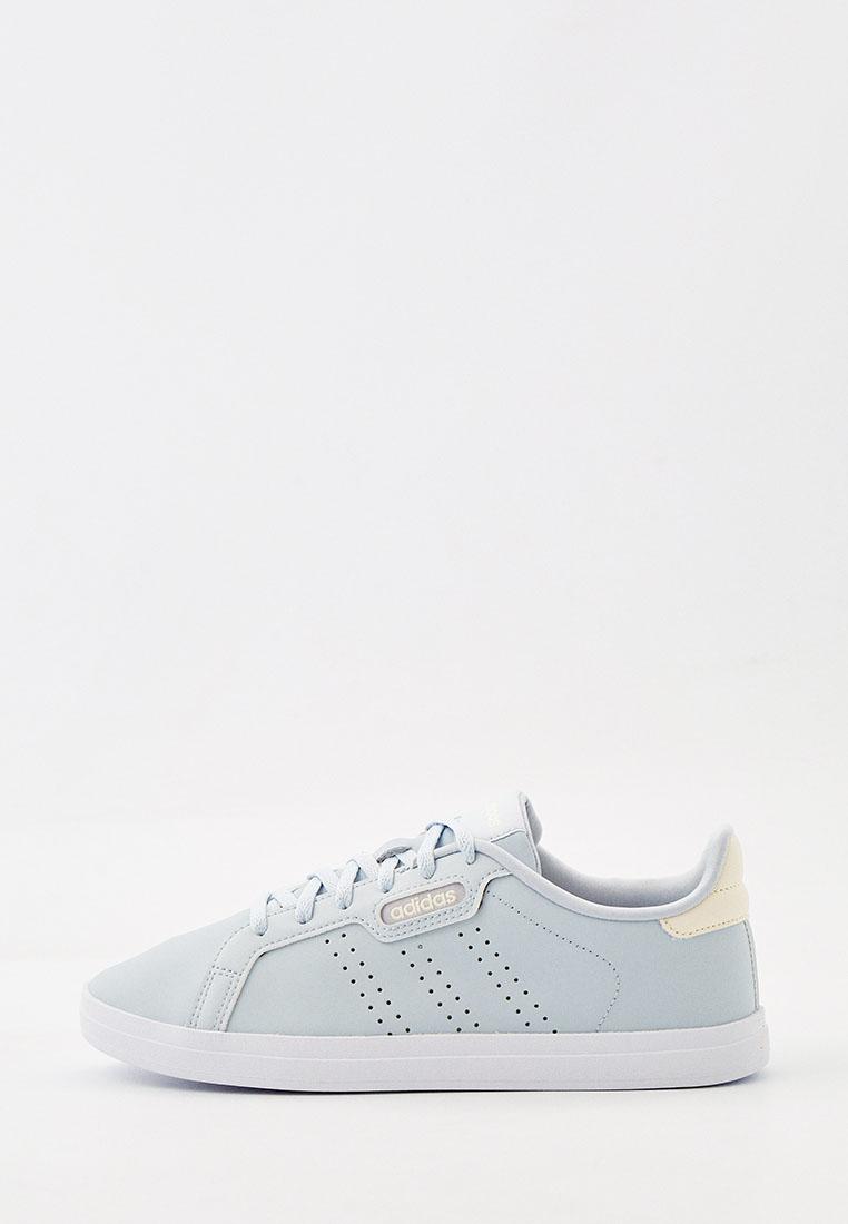 Женские кеды Adidas (Адидас) FY8411