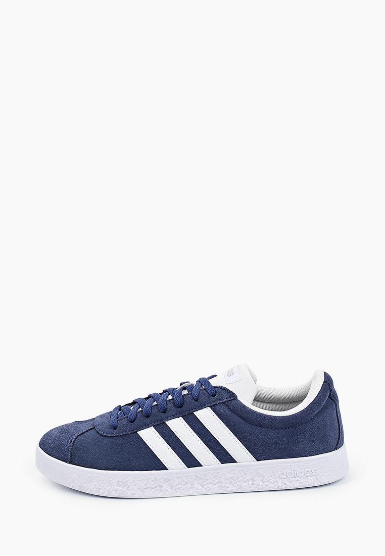 Женские кеды Adidas (Адидас) EG4107