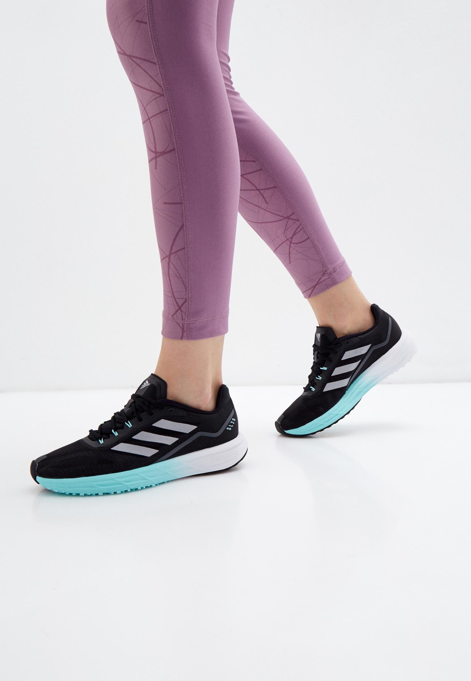 Женские кроссовки Adidas (Адидас) FY0353: изображение 6