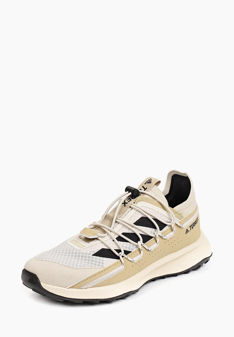 Женские кроссовки Adidas (Адидас) FZ2230: изображение 2
