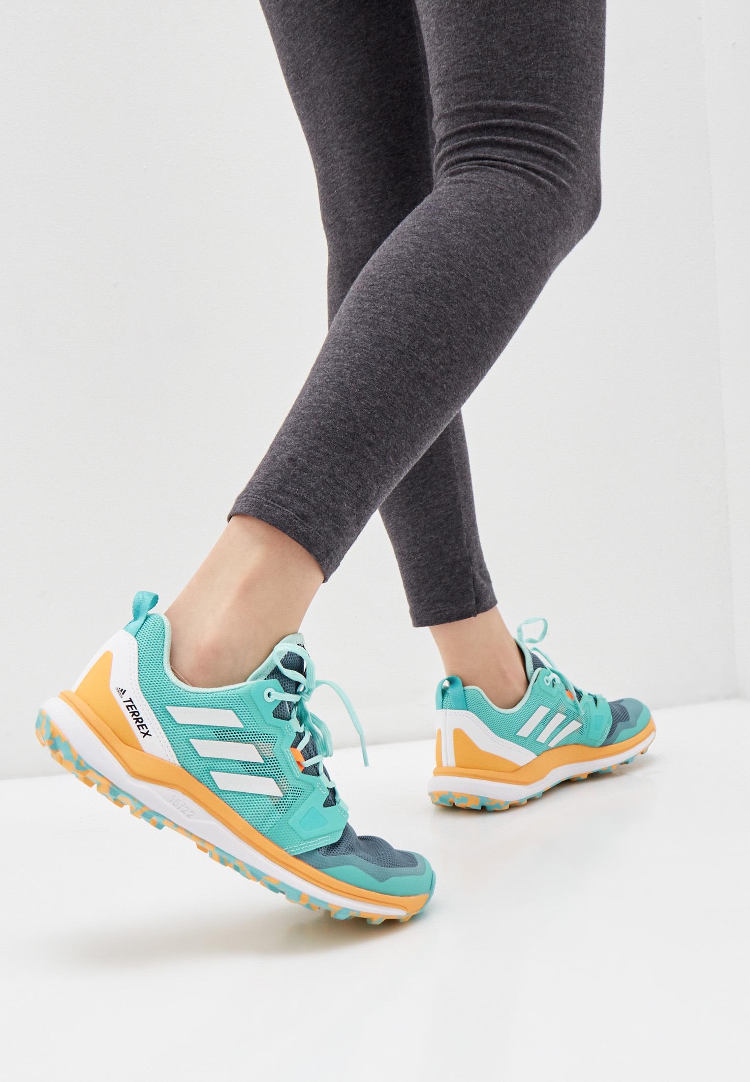 Женские кроссовки Adidas (Адидас) FX6977: изображение 6