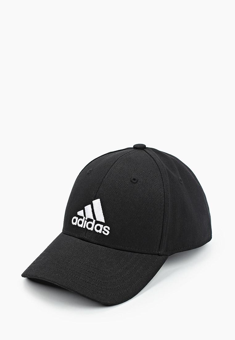 Бейсболка Adidas (Адидас) Бейсболка BBALL CAP COT adidas