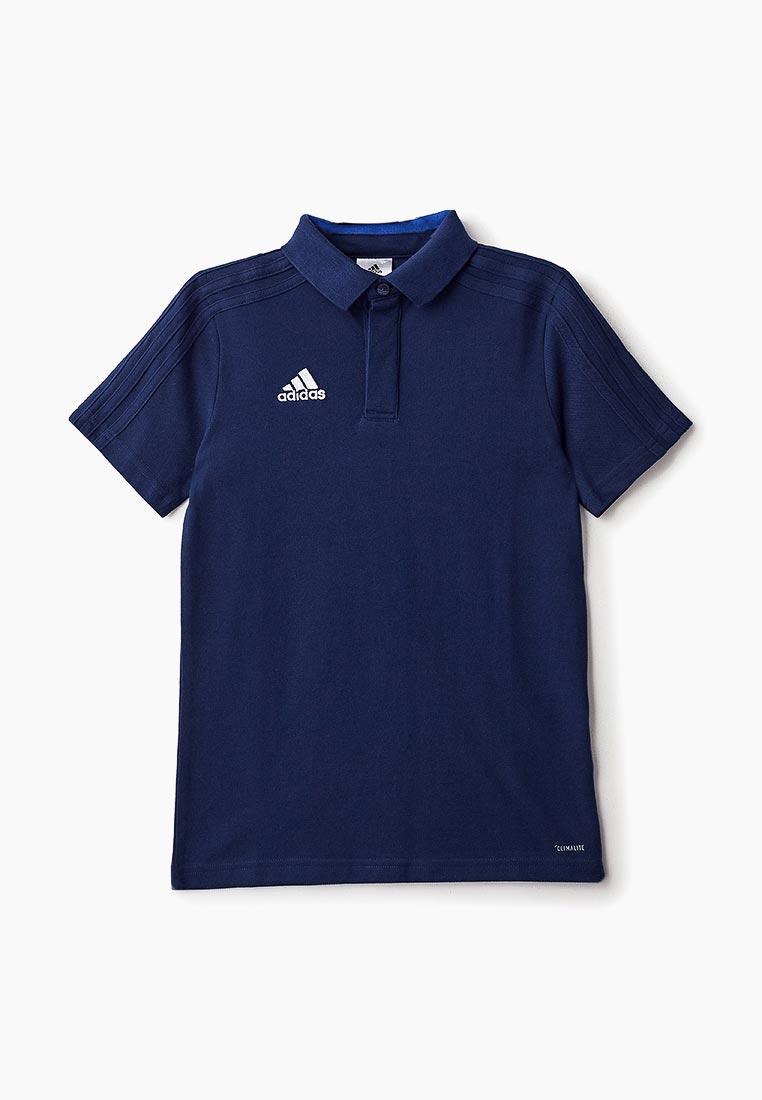 Поло для мальчиков Adidas (Адидас) CF4368