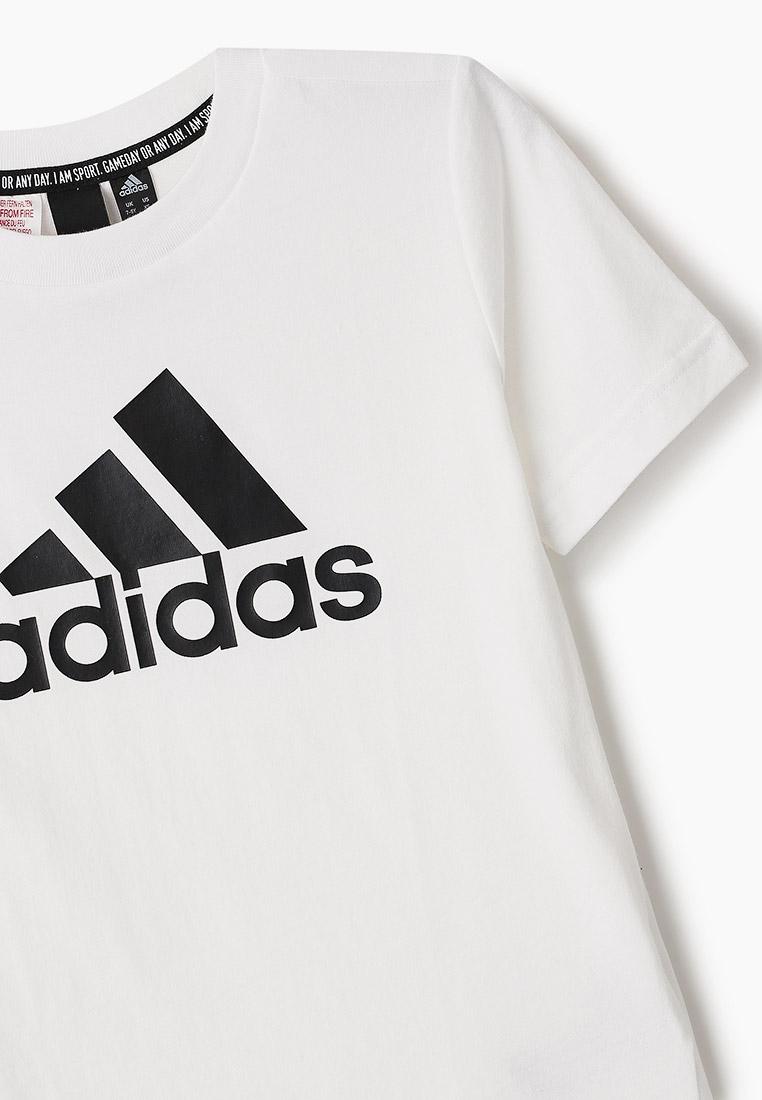 Футболка Adidas (Адидас) DV0815: изображение 3