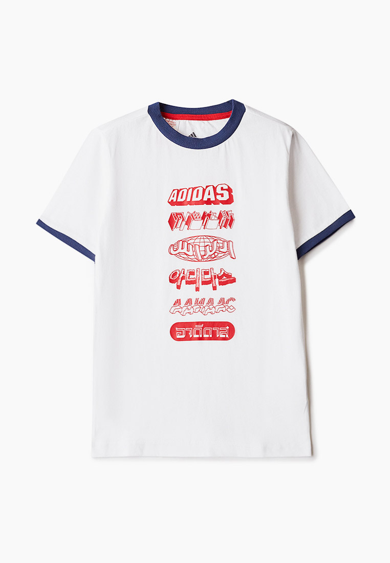 Футболка Adidas (Адидас) FM7592