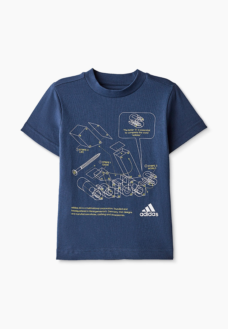 Футболка Adidas (Адидас) GJ6508