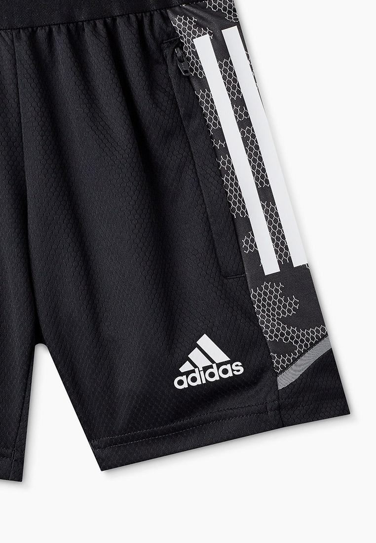 Шорты для мальчиков Adidas (Адидас) GK9566: изображение 3