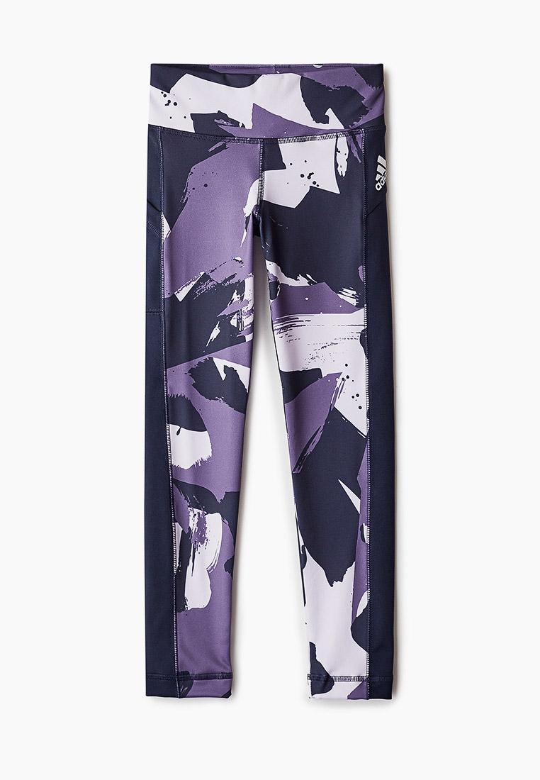 Леггинсы для девочек Adidas (Адидас) FM5857