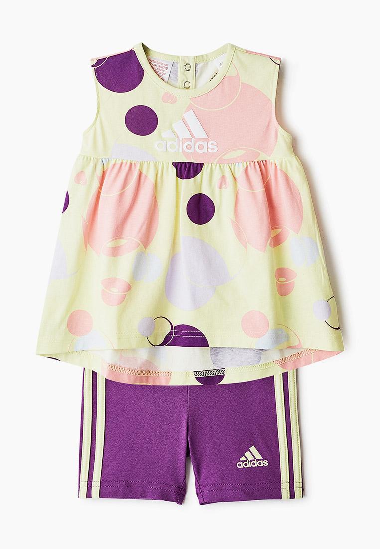 Спортивный костюм Adidas (Адидас) FM6410
