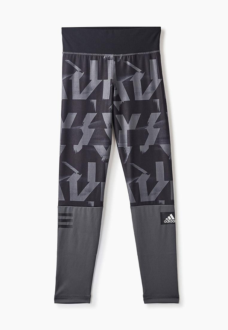 Леггинсы для девочек Adidas (Адидас) DV2734