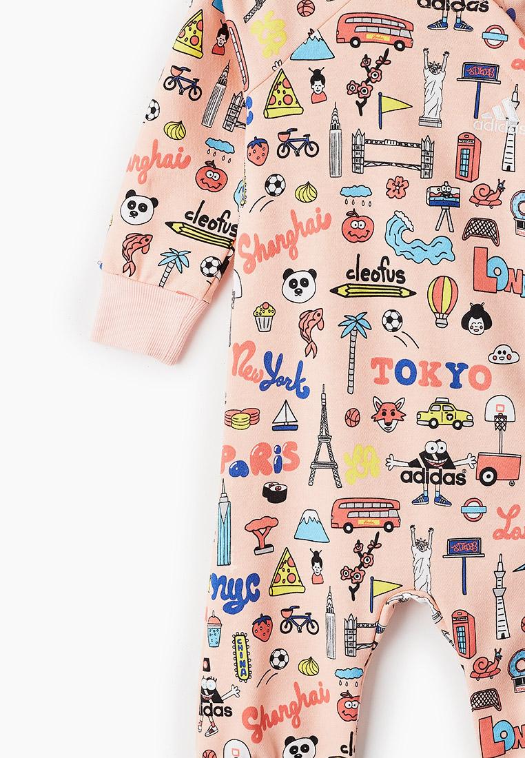 Комбинезон Adidas (Адидас) GD9997: изображение 3