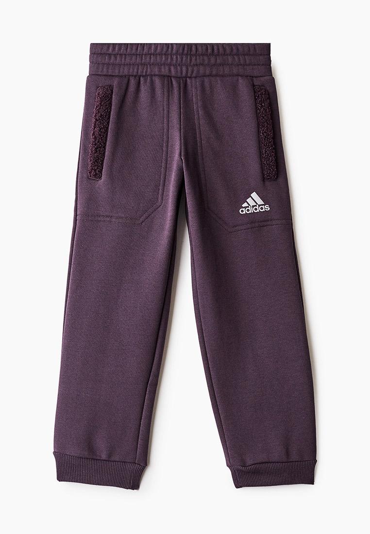 Спортивные брюки для девочек Adidas (Адидас) GE0931
