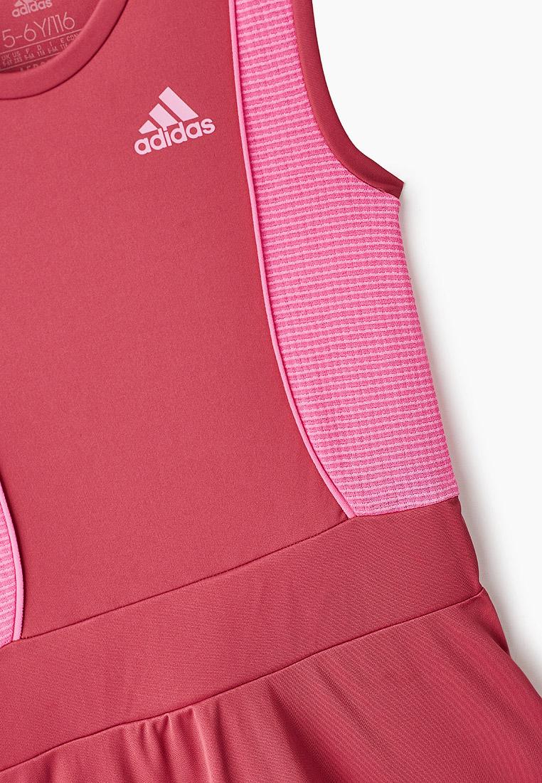 Повседневное платье Adidas (Адидас) GK3013: изображение 3