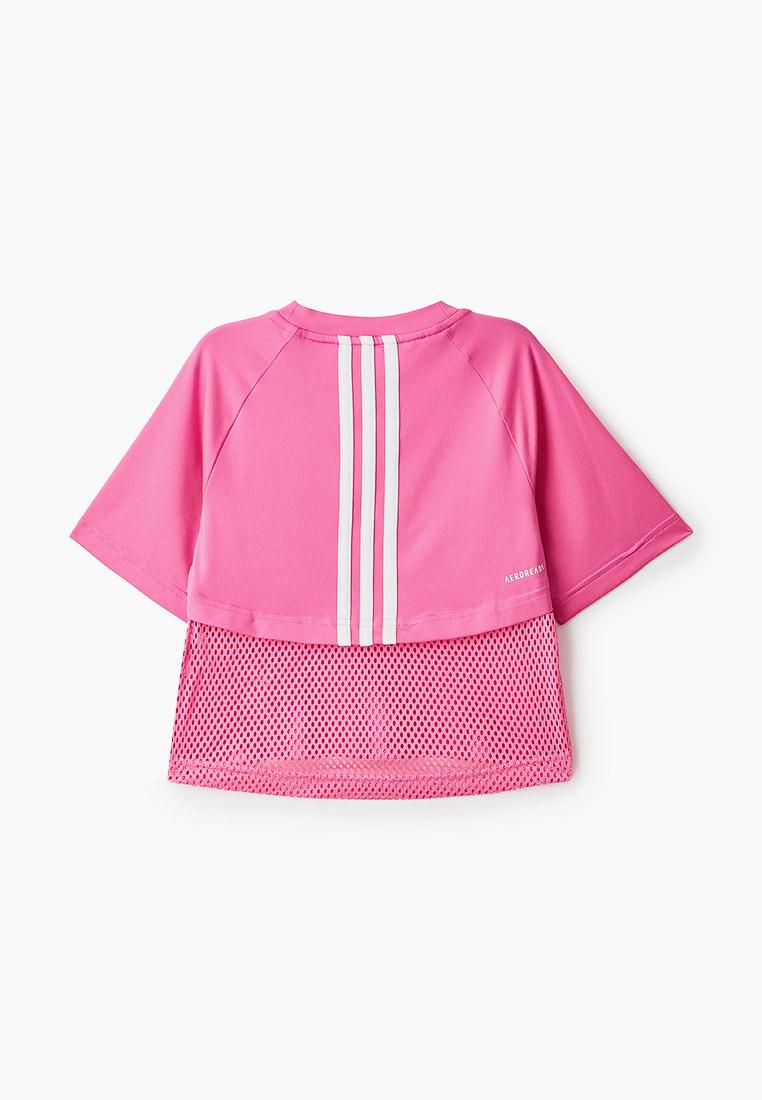 Футболка Adidas (Адидас) GM7046: изображение 2