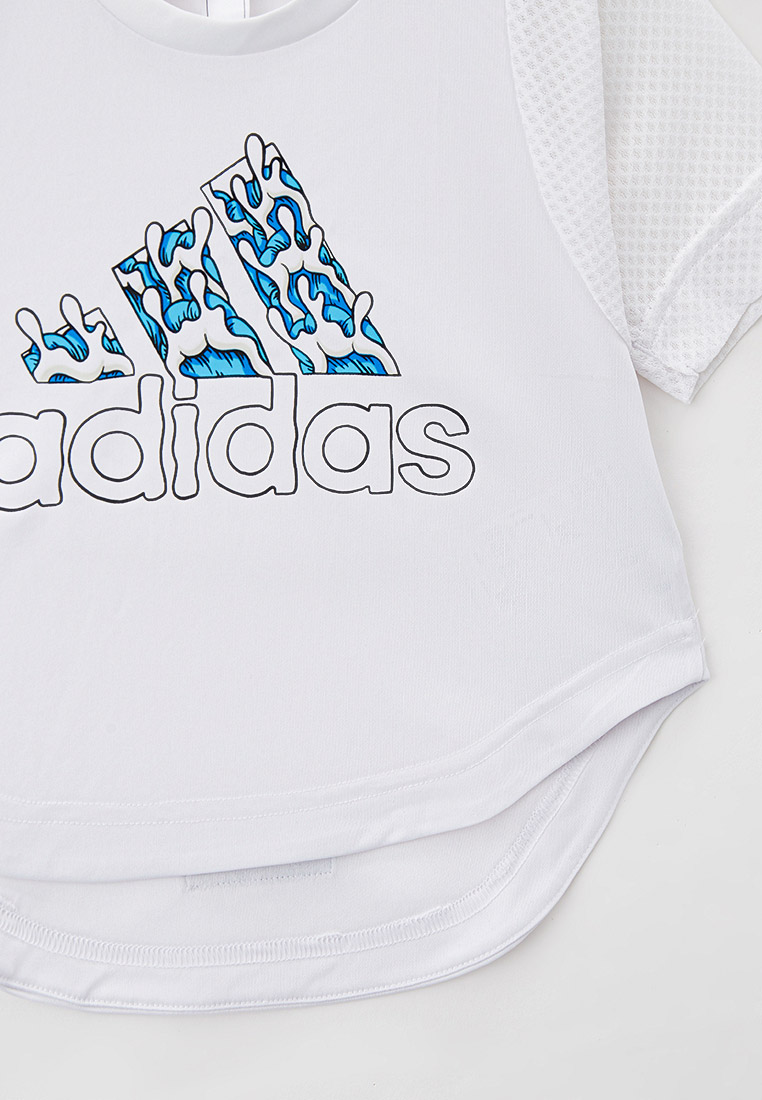 Футболка Adidas (Адидас) GM8363: изображение 3