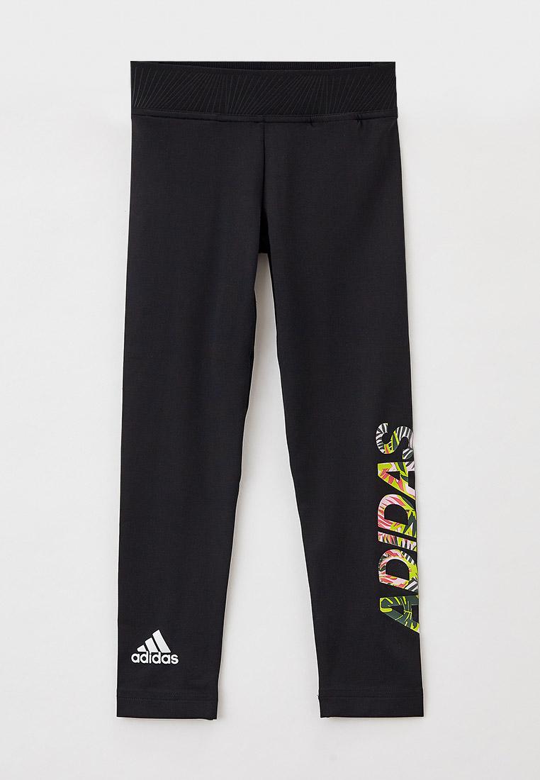 Леггинсы для девочек Adidas (Адидас) GM8373