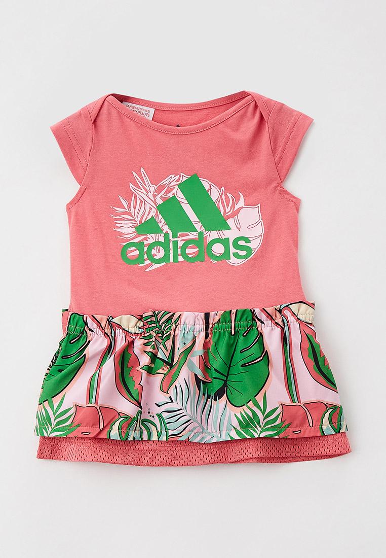 Повседневное платье Adidas (Адидас) GM8969