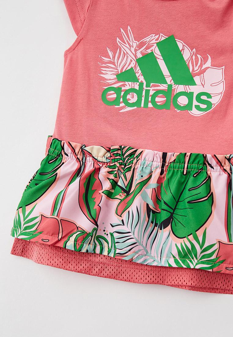 Повседневное платье Adidas (Адидас) GM8969: изображение 3
