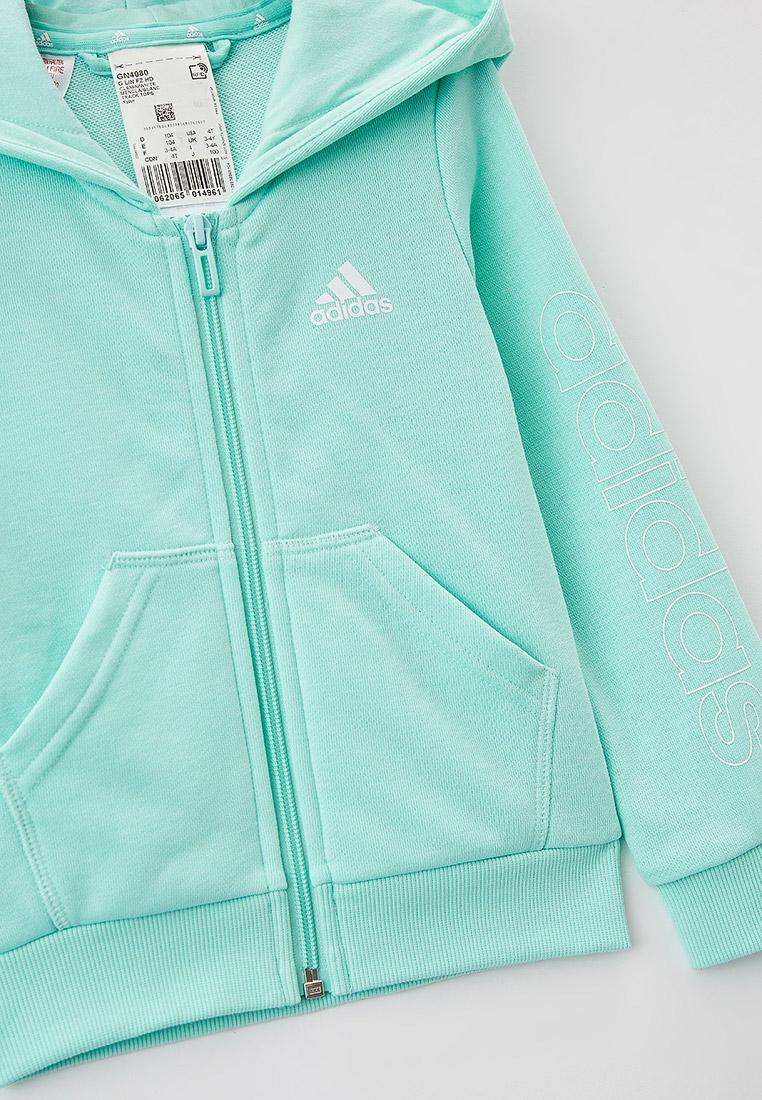 Толстовка Adidas (Адидас) GN4080: изображение 3