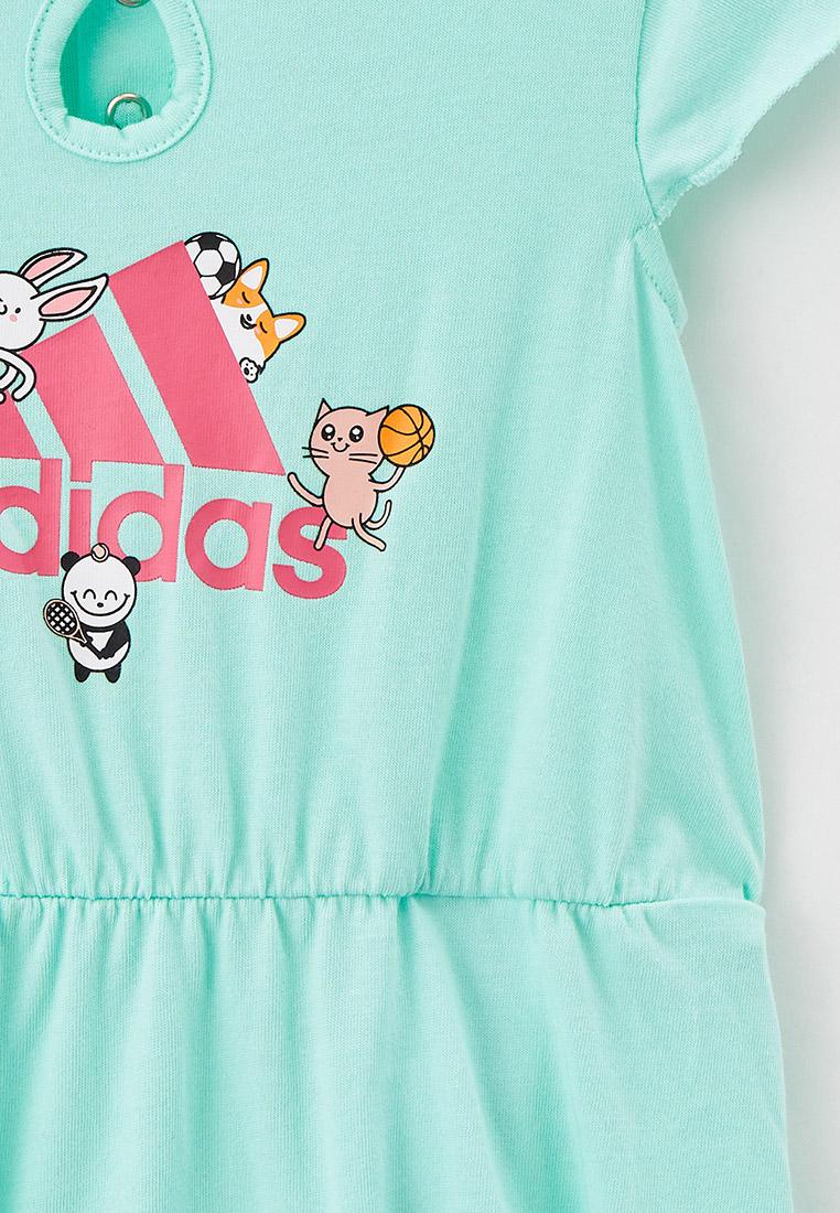 Комбинезон Adidas (Адидас) GN7220: изображение 3