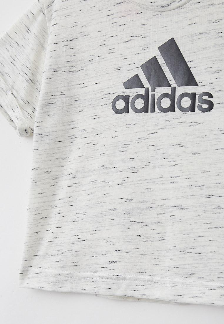 Футболка Adidas (Адидас) GQ8342: изображение 3