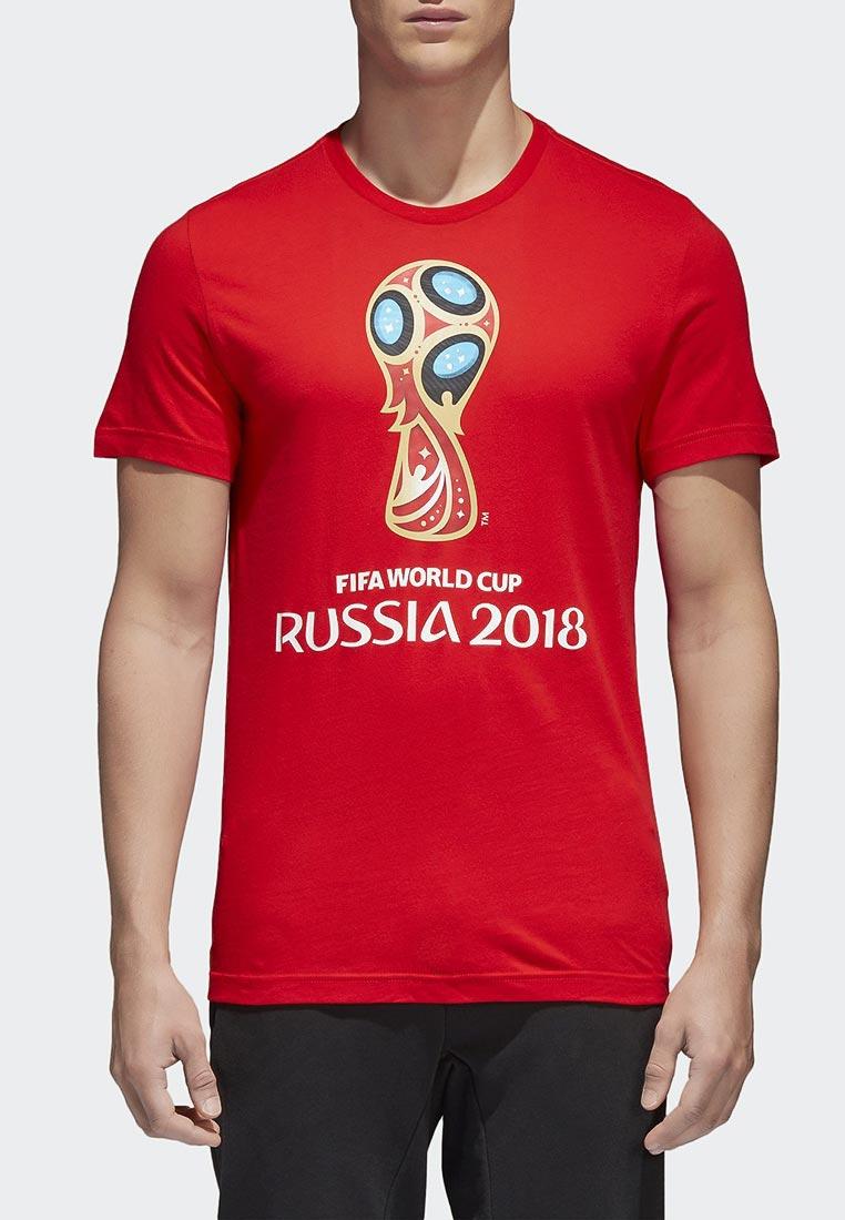 Футболка с коротким рукавом Adidas (Адидас) CV6336: изображение 1