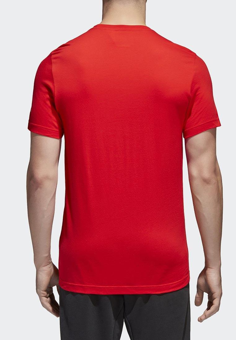 Футболка с коротким рукавом Adidas (Адидас) CV6336: изображение 2