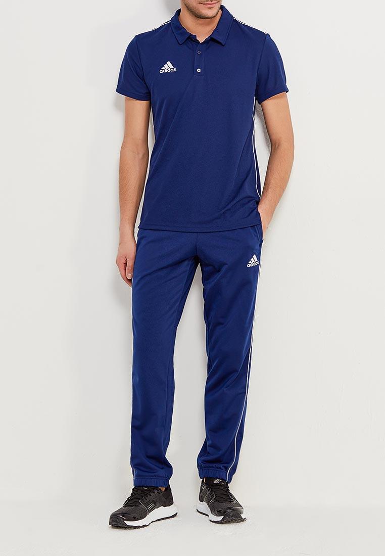 Мужские спортивные брюки Adidas (Адидас) CV3585: изображение 6