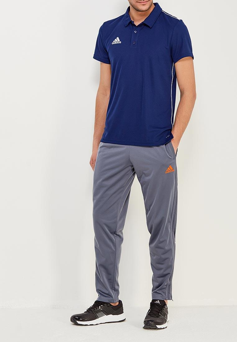 Мужские спортивные брюки Adidas (Адидас) CV8259: изображение 2