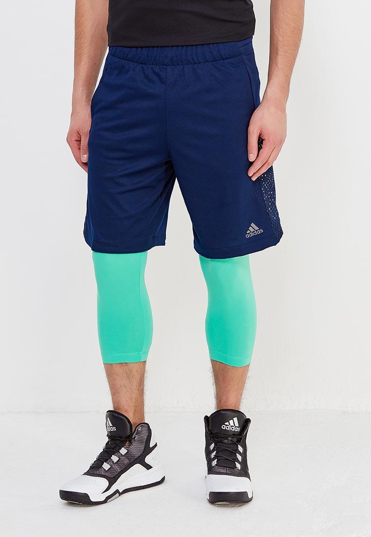 Мужские спортивные шорты Adidas (Адидас) CE7001
