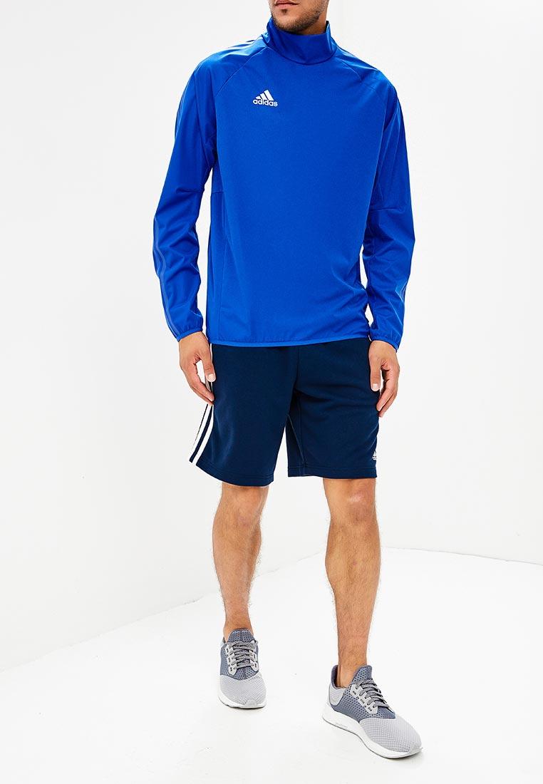 Спортивная футболка Adidas (Адидас) BQ6544: изображение 2