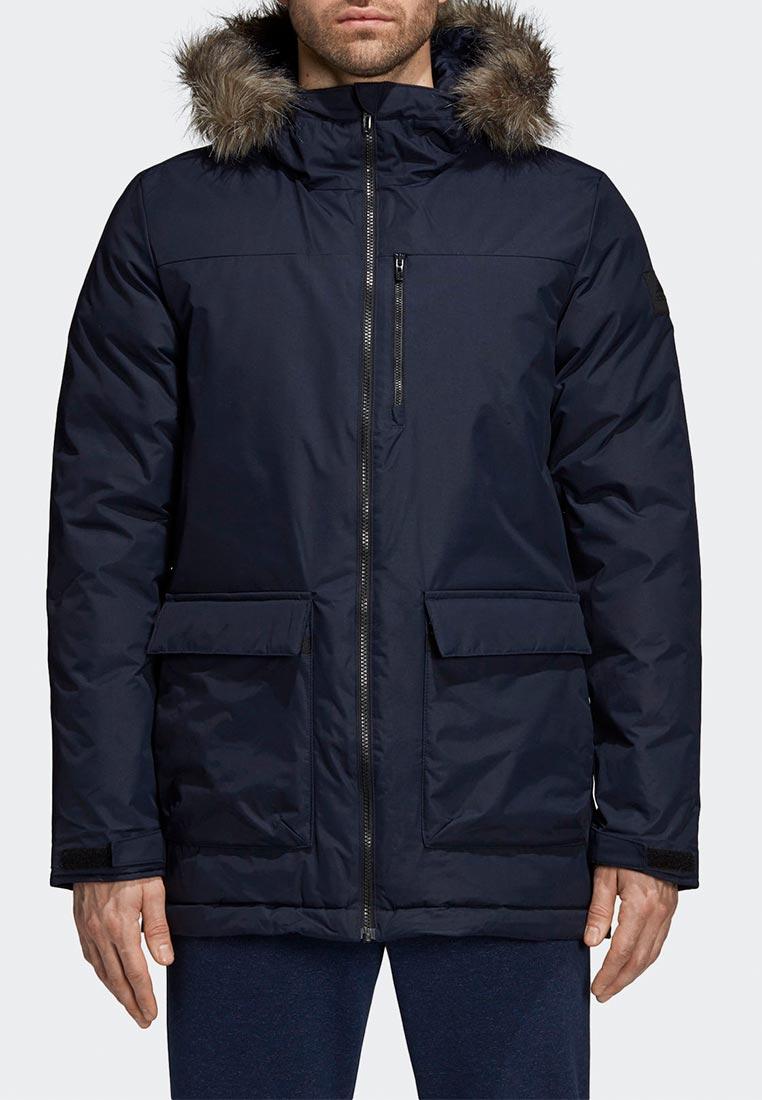 Утепленная куртка Adidas (Адидас) CY8602