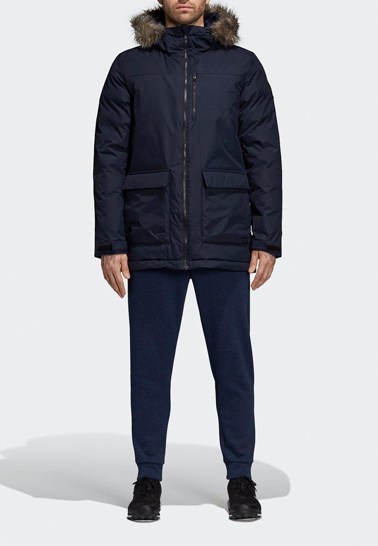 Утепленная куртка Adidas (Адидас) CY8602: изображение 2