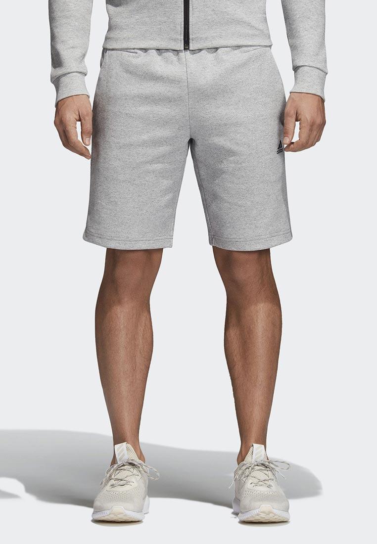 Мужские спортивные шорты Adidas (Адидас) CG2100