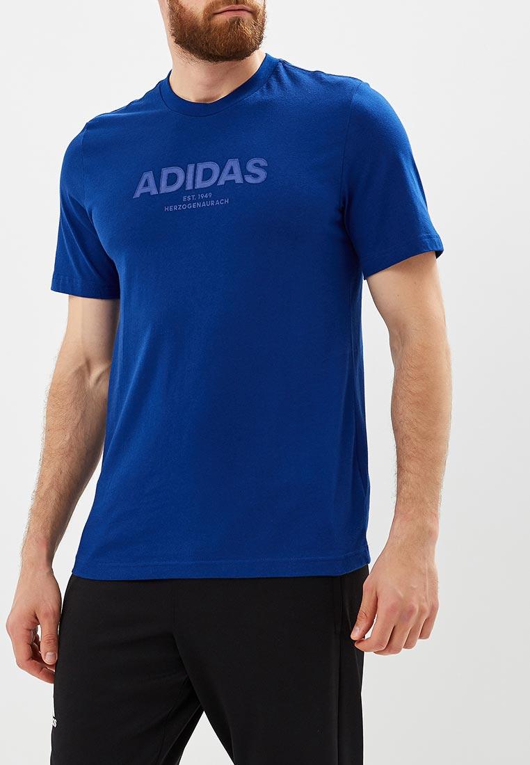 Футболка с коротким рукавом Adidas (Адидас) CZ9080